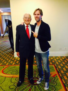 George Ross (right hand man of Donald Trump)