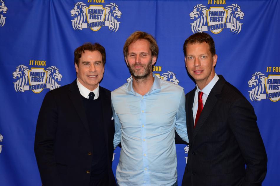 John Travolta & Jt Foxx