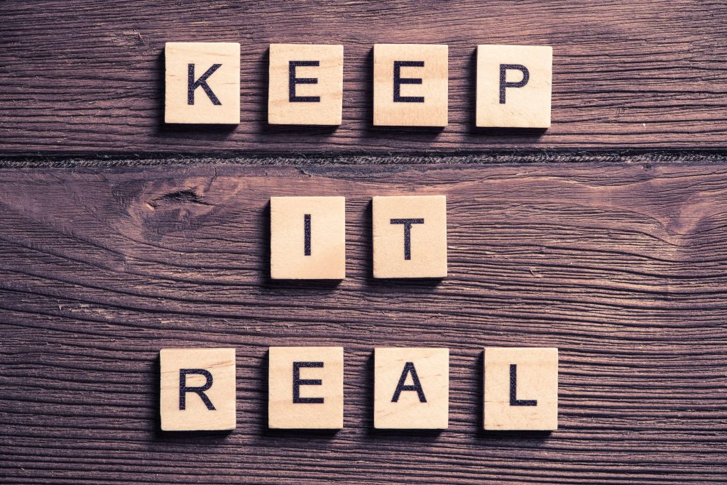 keep-it-real-motivation